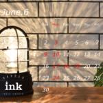 6月新カレンダー